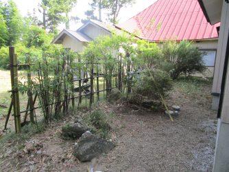庄内町の草刈り、庭木の伐採